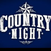 Flyer [ Country Night  ]