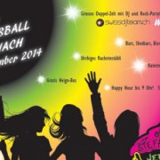 Flyer [Stefansball 2014 ]